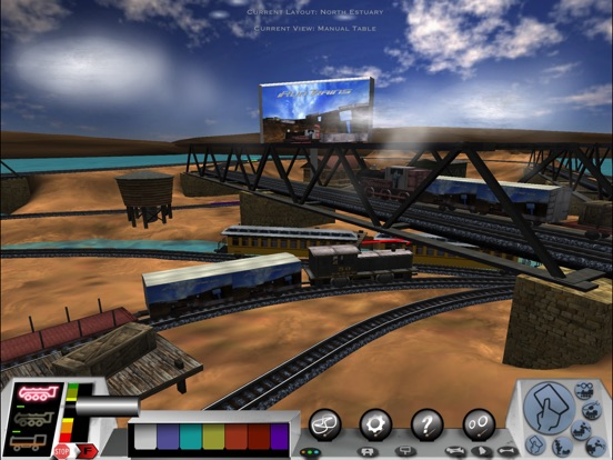 Screenshot #5 for iRunTrains