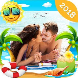 Summer Photo Frames 2018