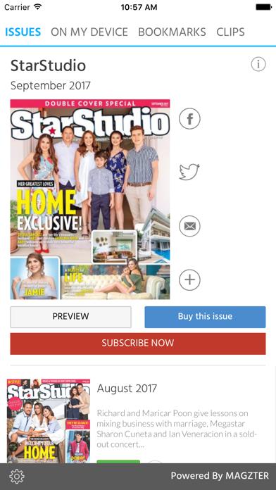 StarStudio (Magazine) screenshot 1