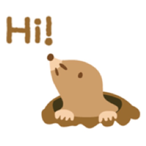 Simple Words of Cute Animals