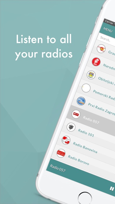 Radio Hrvatska FM Croatia Live screenshot one