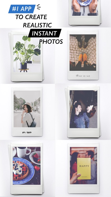 Instants - Instant Photo Maker