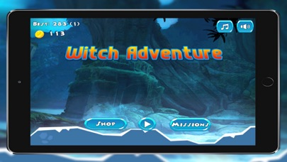 Witch Adventure screenshot one