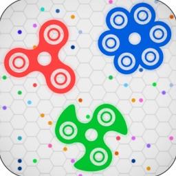 Spinning.io Fidget Spinner War