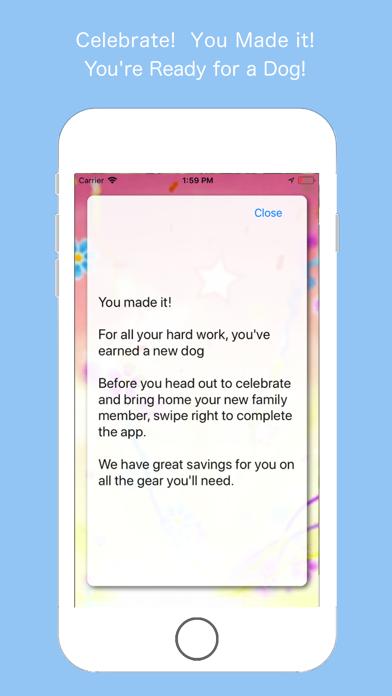 PupReady - 30 Day Challenge screenshot three