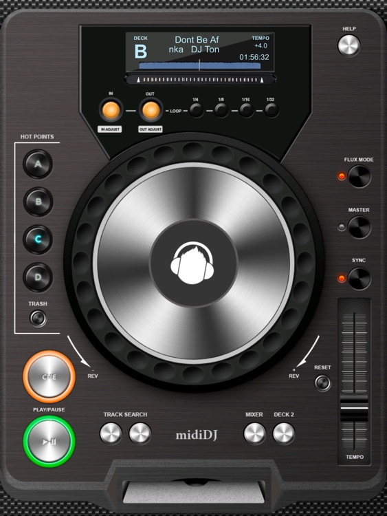 Midi Dj Lite screenshot-2