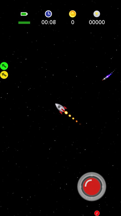 Missile Madness: In Space screenshot-4