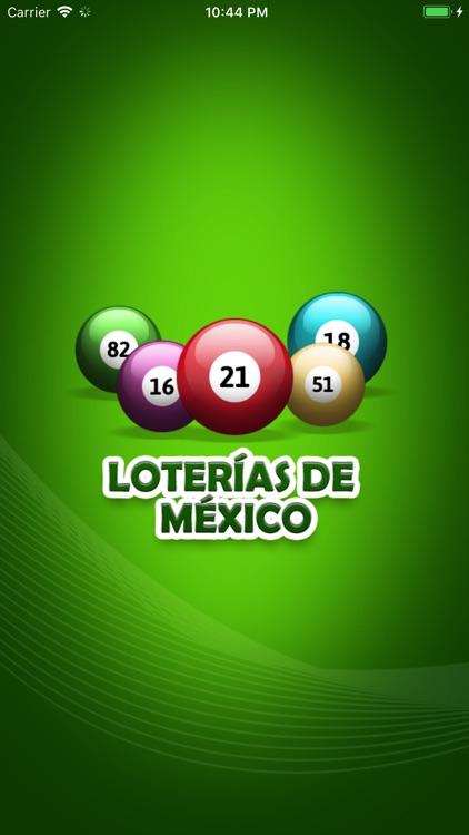 loterias de mexico