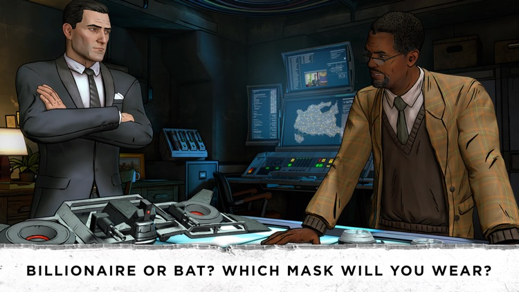 Batman - The Telltale Series screenshot-4