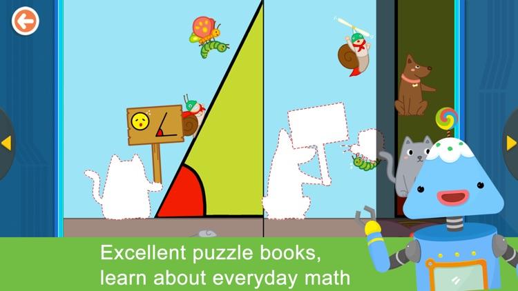 Math Kingdom-A Math Learning Trip with Miya, Mina screenshot-3