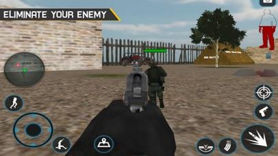 Sniper Ops Gun: Terrorist Atta screenshot 2