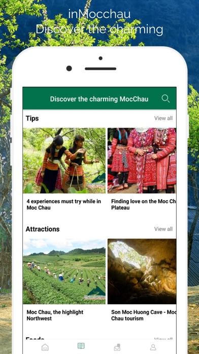inMocChau MocChau Travel Guide screenshot three
