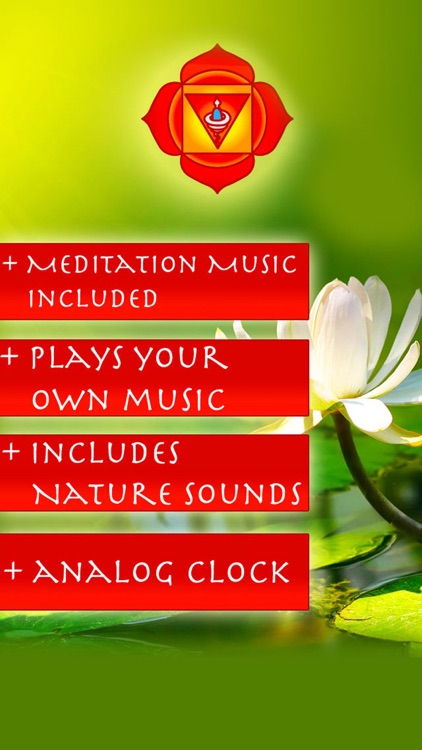 Meditation Timer  - Find Peace