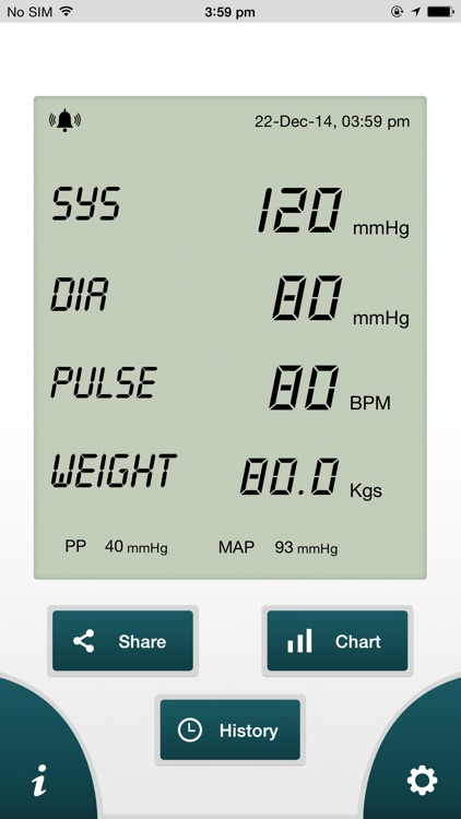 Blood Pressure - SmartBP screenshot-0