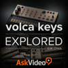 Nonlinear Educating Inc. - Course For volca keys Explored  artwork