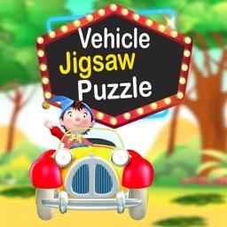 Vehicle Jigsaw Puzzle