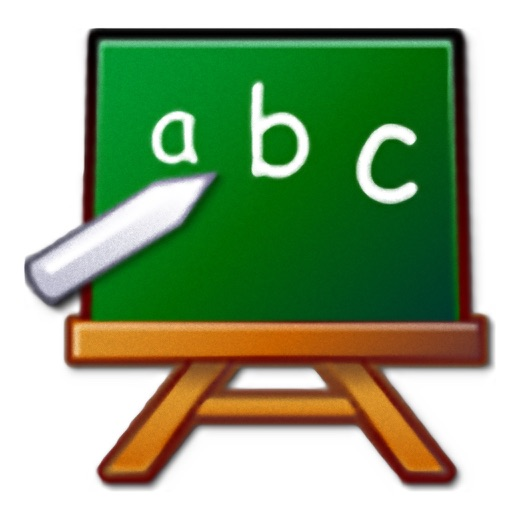One on One teaching machine icon