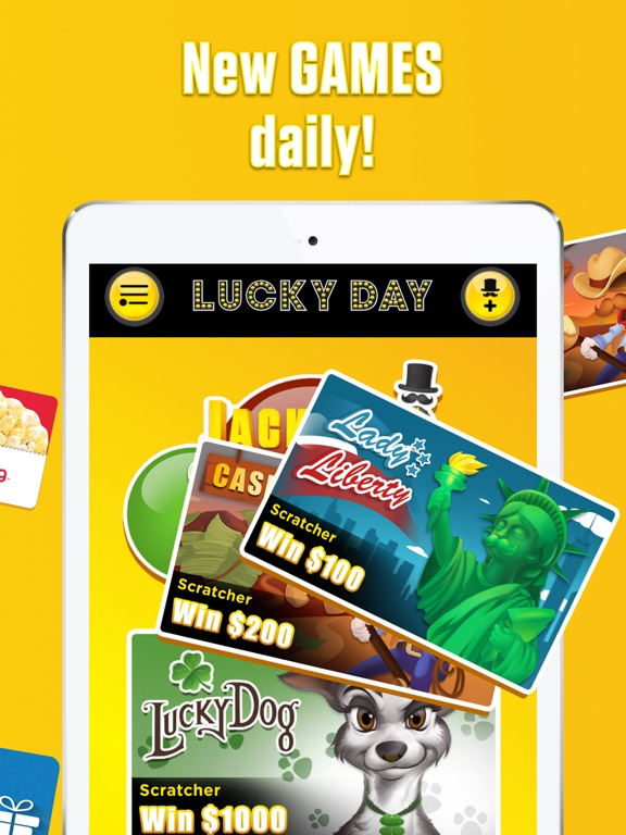 Screenshot #4 for Lucky Day - Win Real Money!