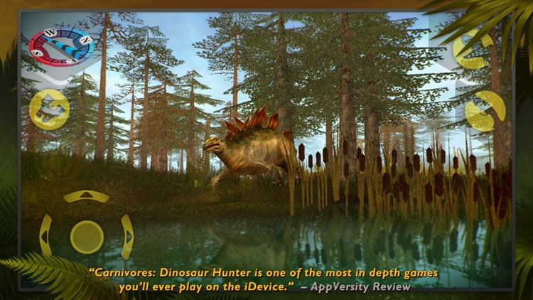 Carnivores:Dinosaur Hunter Pro screenshot-2