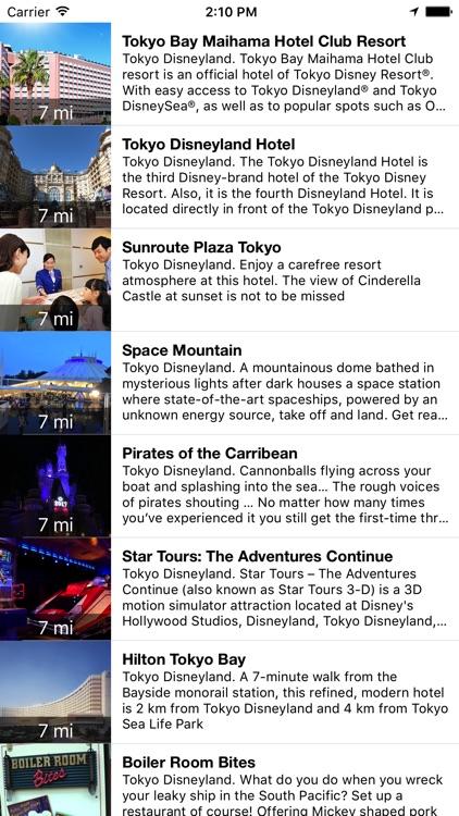 VR Guide to Tokyo Disneyland