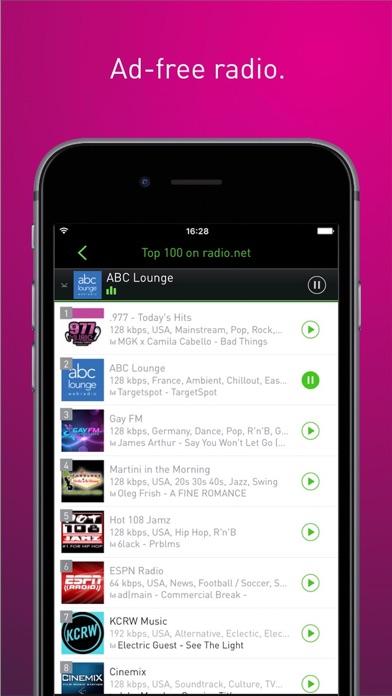 radio.net PRIME Скриншоты3