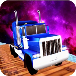 Impossible Tracks Truck Race