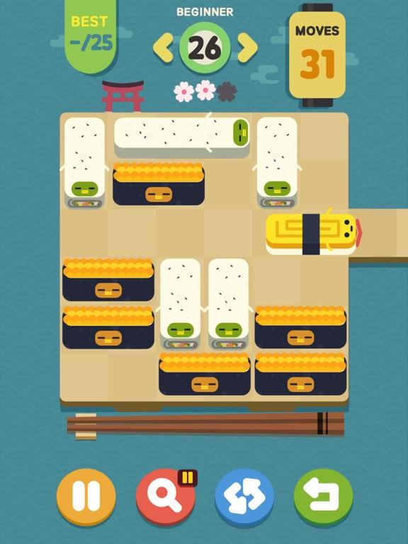 寿司华容道