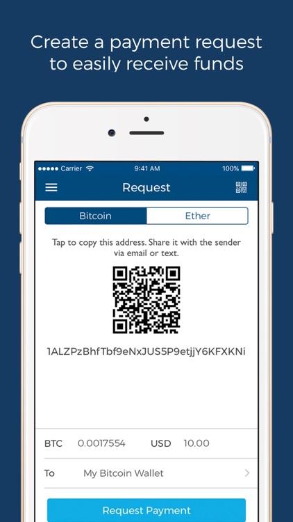Blockchain - Bitcoin Wallet screenshot-3