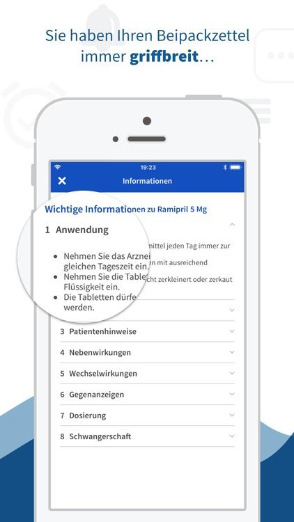 mediteo: Tabletten Erinnerung screenshot-3