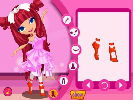 Screenshot #6 pour Ballet Dancer -- Dress Up Game