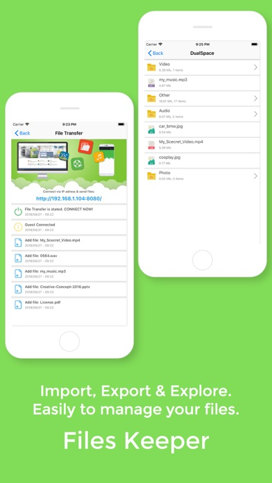 download Dual Space - Multiple Account apps 3