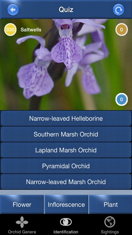 Orchid Id - British Orchids screenshot-3