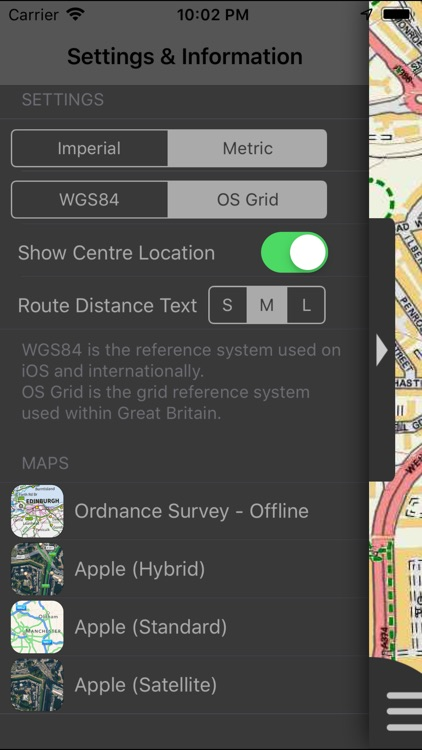 Cairngorms Maps Offline screenshot-8