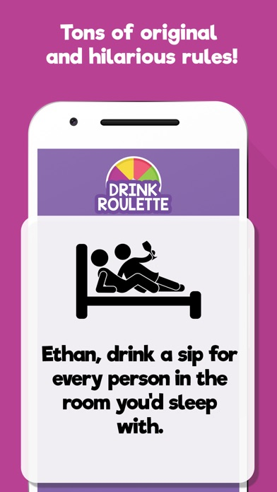 Download Drink Roulette! Drinking Games for Pc