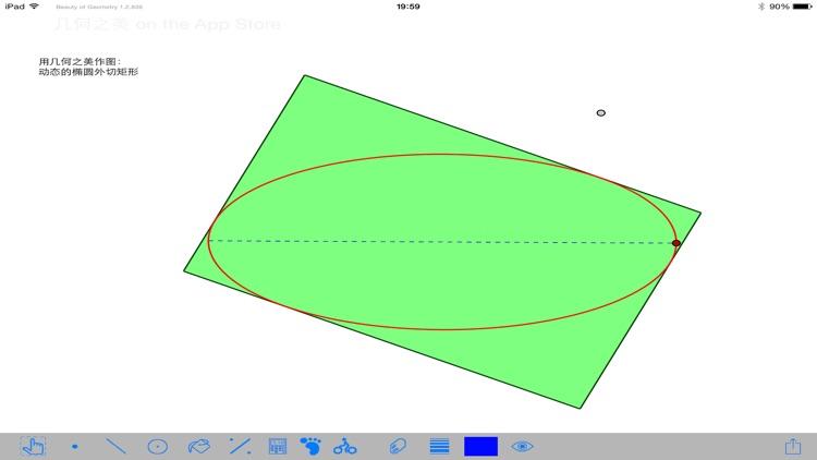 Beauty of Geometry