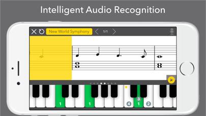 Notecoach Piano Lessons screenshot three