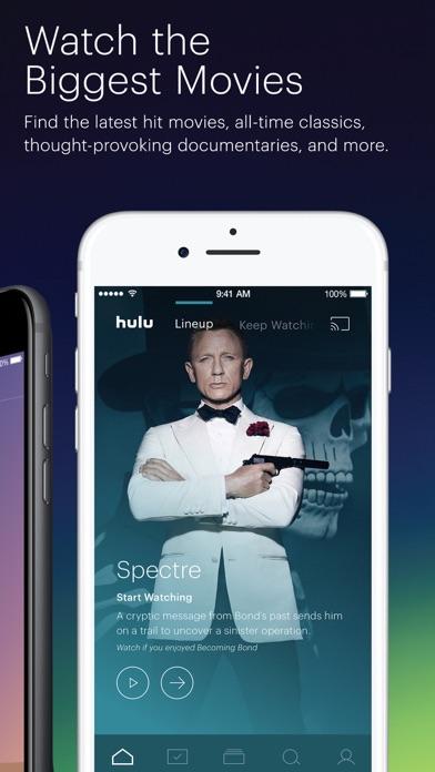 Hulu: Watch TV Shows & Movies app image