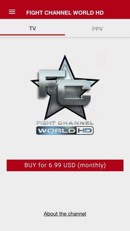 Fight Channel World HD screenshot-4