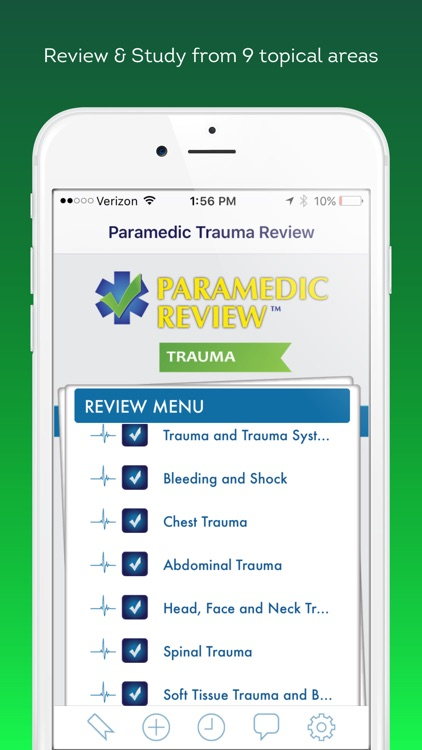 Paramedic Trauma Review