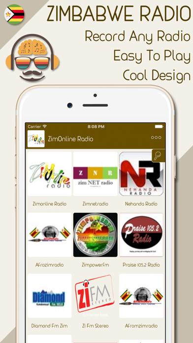 Live Zimbabwe Radio Stations screenshot two