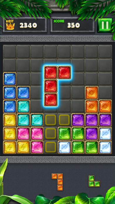 Jewel Puzzle King screenshot 1