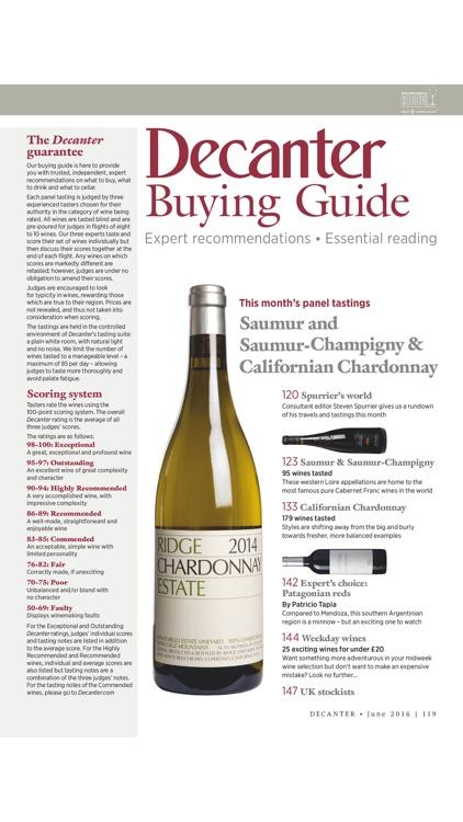 Decanter Magazine UK screenshot-3