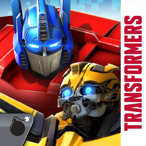 TRANSFORMERS: Forged to Fight iOS App