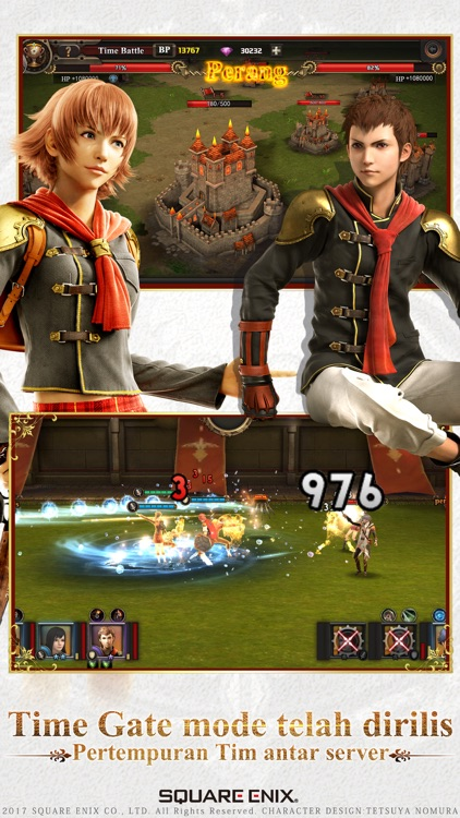 FINAL FANTASY AWAKENING-ID screenshot-3