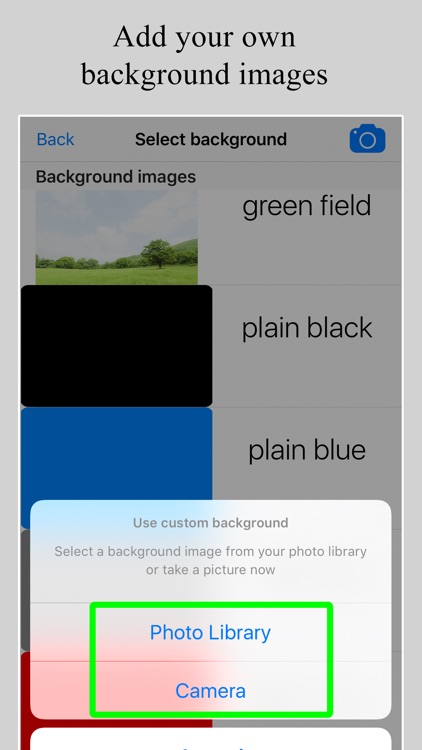 Green Screen Live Video Record screenshot-7