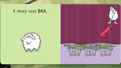 Moo Baa La La La review screenshots