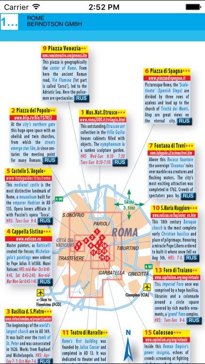 Rome. City map screenshot-4