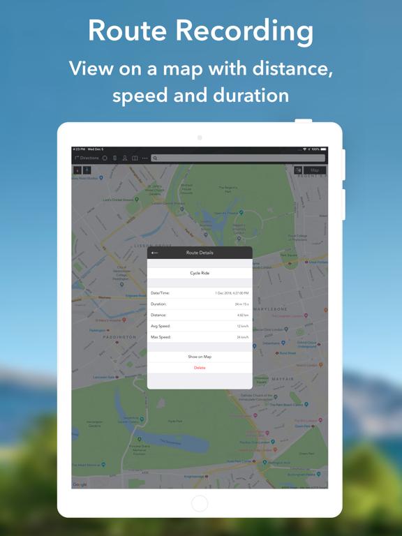 iMaps+ for Google Maps-ipad-6