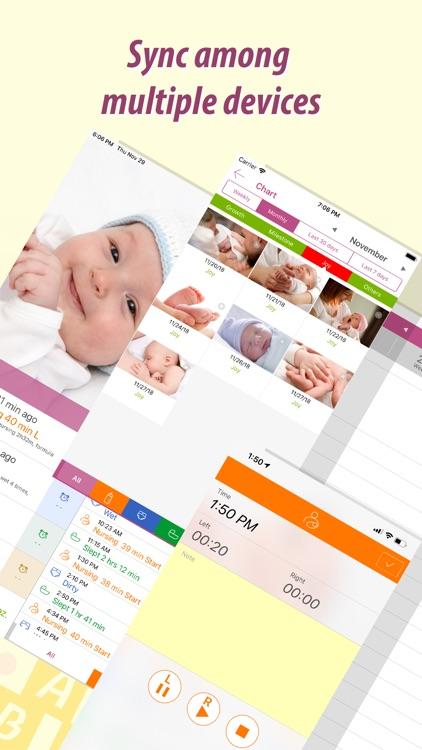 Baby Tracker - Newborn Log screenshot-7