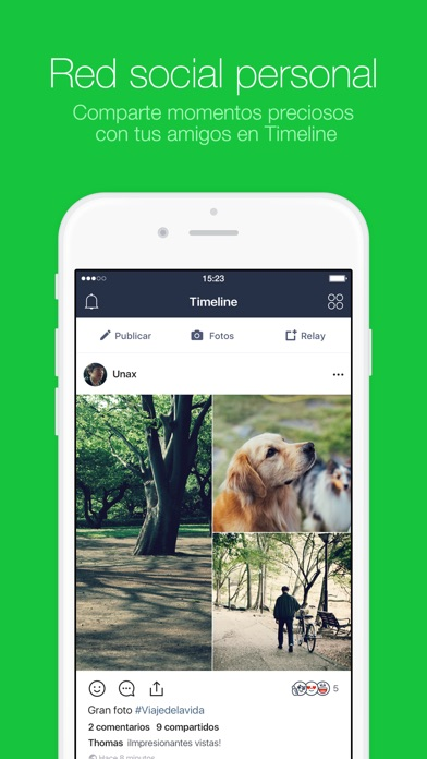 download LINE apps 2